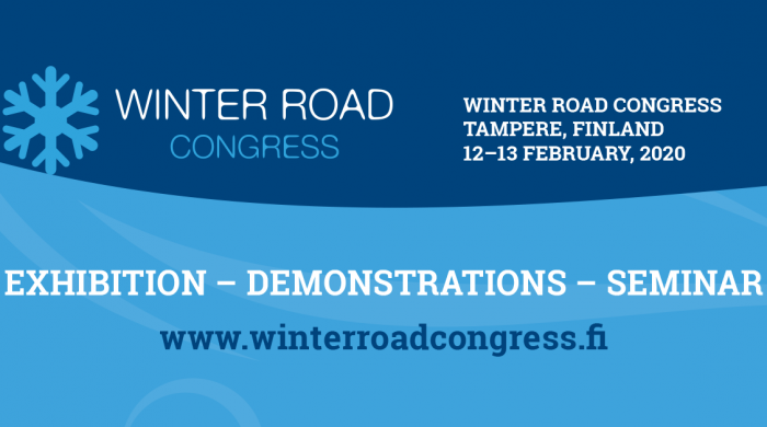 Winter Road Congress Banner
