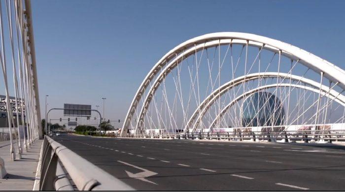 bridge abu dhbi