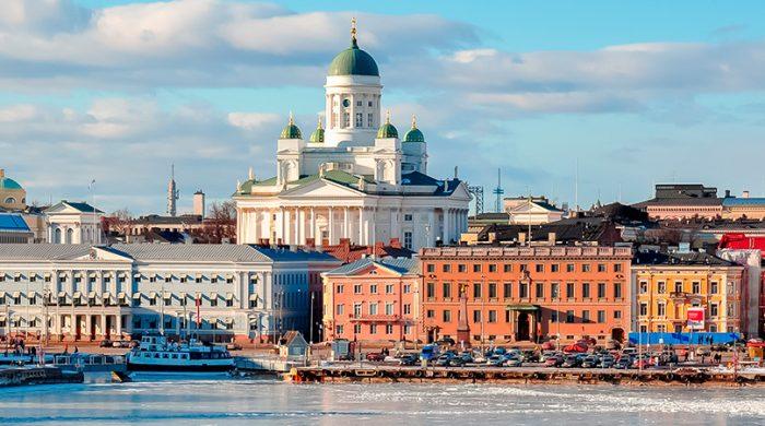 Helsinki-banner